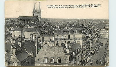 49-ANGERS-Vue panoramique