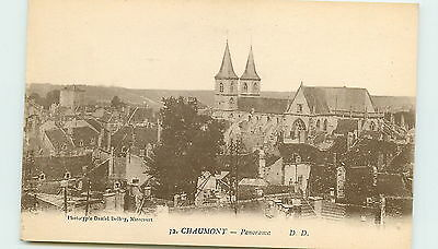 52-CHAUMONT-Panorama