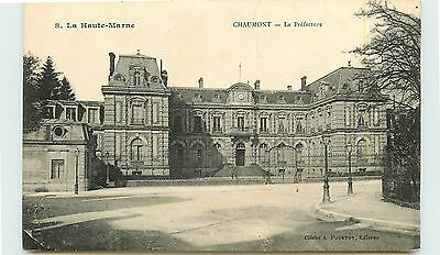 52-CHAUMONT-La prefecture
