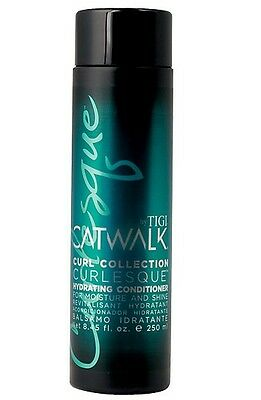 Catwalk Curl Collection Curlesque Hydrating Conditioner By Tigi 8.45 Oz