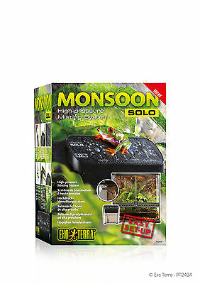 Exo Terra Monsoon RS400 Beregnungsanlage Neu