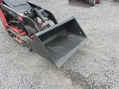 "New 41"" CID Xtreme Mini Skid Steer Loader Bucket For Toro Dingo Boxer Finn Boxer"