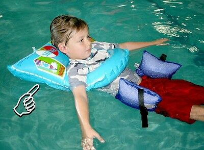 Sprint Triangle Ring Special Needs CP Aquatic Therapy Inflatable Tube Pool NEW