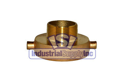 "Fire Hydrant Adapter 2-1/2"" NST(F) x 1-1/2"" NPT(M)"
