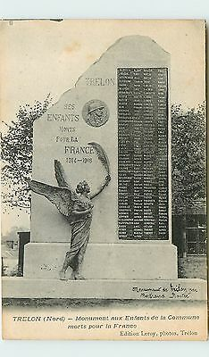 59-TRELON-Monument aux morts