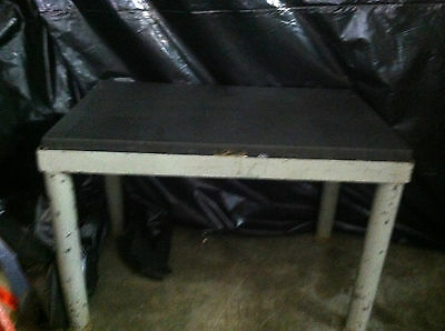 Granite table Surface Plate / Machinist Table