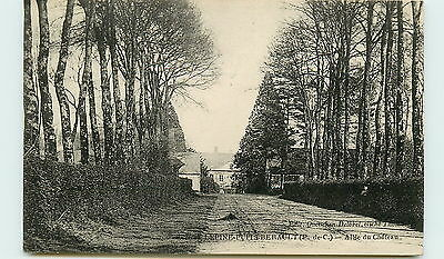 62-LEPINE PUITS BERAULT-allee du chateau