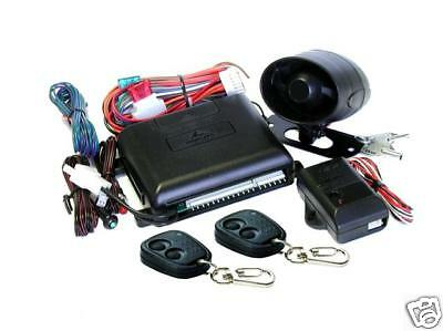 Mongoose M20S Car Alarm & Immobiliser 3 Years Warranty 2 x Remote Control NEW