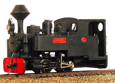 The Model Company 55HP Krauss 16.5mm Gauge Locomotive Code 1540-
