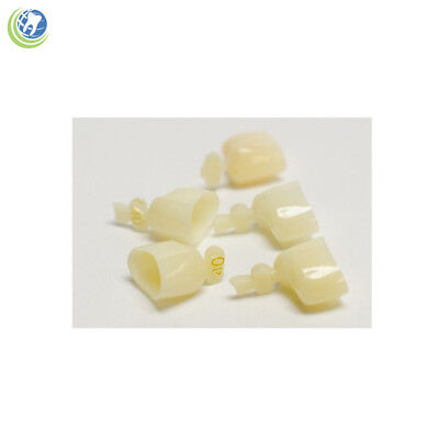 Dental Polycarbonate Temporary Crowns #40 First (1St) Bicuspids Small 5/pack