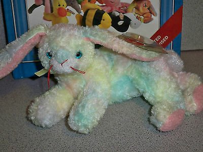 Ty Cottonball the Bunny from 2001 MWMT  Check it out