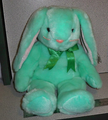Ty Hippityl the Mint Bunny from 1998 I'm a Buddy MWMT  Check it out