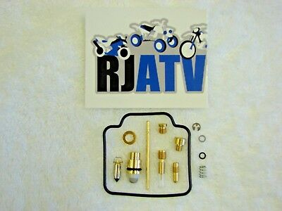 Suzuki Quadrunner LTF500F 1998-2002 CARBURETOR Carb Rebuild Kit Repair LT-F500F