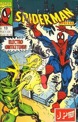 Spiderman Special 13  -  Electro Ontketend  (1994)