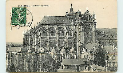 72-LE MANS-Cathedrale