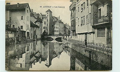 74-ANNECY-Les canaux