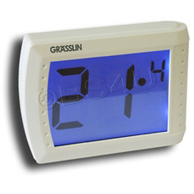 Grasslin Thermio Touch Room Thermostat Touchscreen