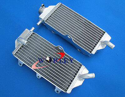 FOR YAMAHA YZF250 YZ250F 10 11 2010 2011 2012 2013 racing aluminum radiator