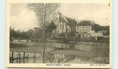89-MAILLY le VILLE-L'eglise