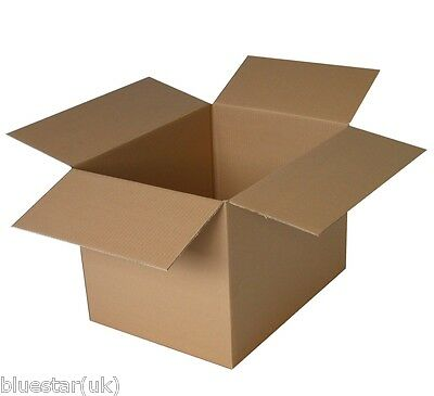 Cardboard Boxes / Cartons, Single or X Strong Double Wall