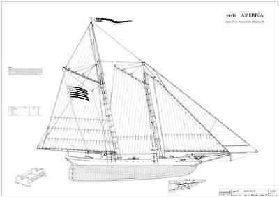 Collection of 24 high quality model ships plans on CD