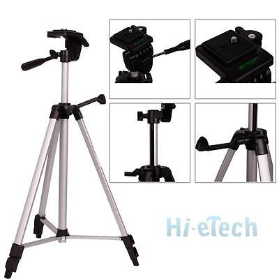 "NEW 53"" Inch Professional 330A Tripod for DSLR Camera/ Camcorder"
