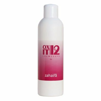 zahaira OX IT Cremeoxyd 12% 1000ml ( Entwickler / Oxyd / Oxydant / H2O2 )