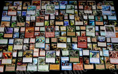 100 MTG Magic: The Gathering ALL RARES Collection Lot! Mint! RARES ONLY!