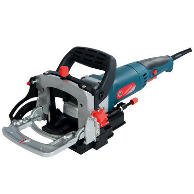 Silverline Biscuit Jointer 900W 240V Joint Cutter for Worktop Biscuits 128999