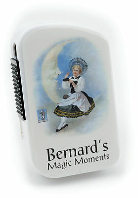 Bernard Magic Moments White tabakfrei, 10 g Dose   Snuff tabakfrei
