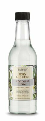 Coconut Rum Liqueur Recipe Pack - Icon Range - Still Spirits - Still Spirits