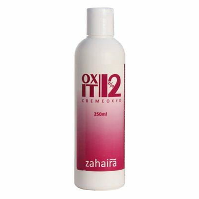 zahaira OX IT Cremeoxyd 12% 250ml ( Entwickler / Oxyd / Oxydant / H2O2 )