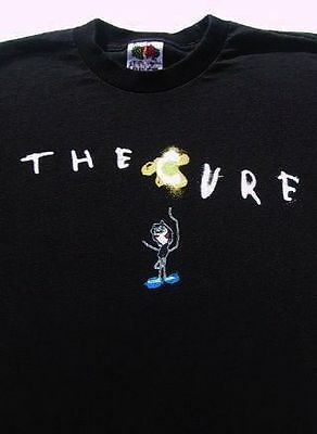 The CURE curiosa festival 2004 tour YOUTH 14-16 T-SHIRT