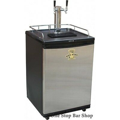 Kegerator CUB Package Beer System Barfridge Single Tap PICK UP ONLY