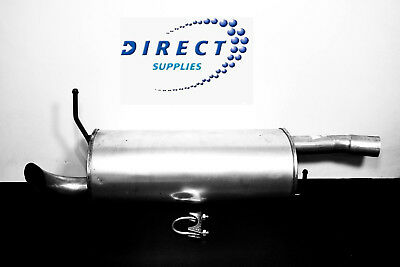 FORD FIESTA 1.4TDCi 1.6i HATCHBACK 01-07 FE947Q EXHAUST REAR BACK BOX SILENCER