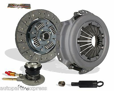 HD CLUTCH AND SLAVE KIT fits 96-02 CHEVY S10 GMC SONOMA 96-99 ISUZU HOMBRE 2.2L