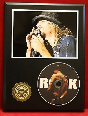 Kid Rock Limited Edition Picture Cd Disc Collectible Rare Gift Wall Art