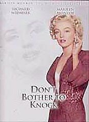 Don't Bother to Knock (DVD, 2002) New