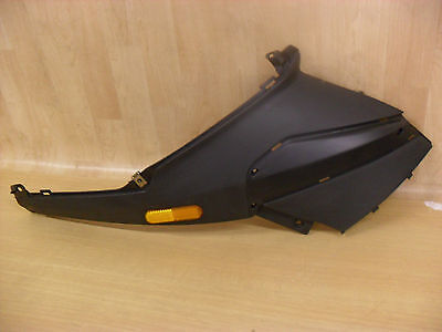 Piaggio Nrg 50 Cc Power 2006 3.5K Miles Right Lower Rear Seat Side Fairing Panel