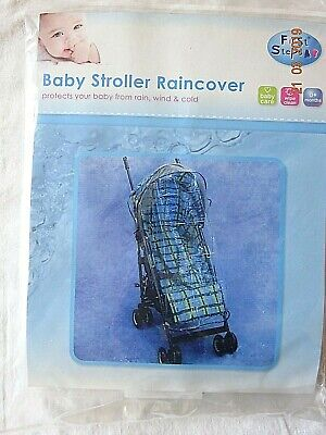 Rain Cover Universal Rain cover For Baby Pushchair Stroller Size Waterproof