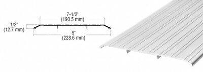 "Aluminum 9"" x 1/2"" Saddle Threshold- 36-1/2"" Long"