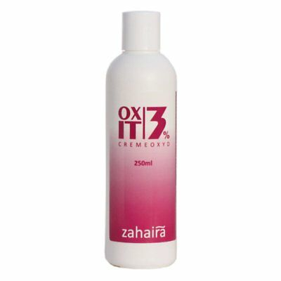 zahaira OX IT Cremeoxyd 3% 250ml ( Entwickler / Oxyd / Oxydant / H2O2 )