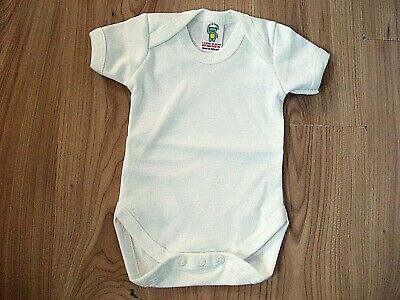 Baby Boy/Girl Body Suits/Popper Vests Short Sleeve Newborn,0-3.3-6,6-12,12-18+
