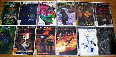 DC/Vertigo Comics BLACK ORCHID 1994  5-17 Annual & Book 2 VF-NM