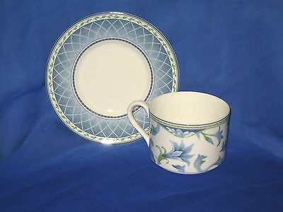 FITZ AND FLOYD COFFEE CUP AND SAUCER