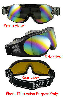 Safety Work Goggles Glasses Protective Machinery Eyewear Tools Electricians