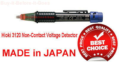 Electric Hioki Volt Stick Pen Voltage Detector Tester Cable Electricians Tool