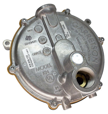 IMPCO STYLE KN LOW PRESSURE PROPANE NATURAL GAS REGULATOR 039-121 AUTO PRIMER LP