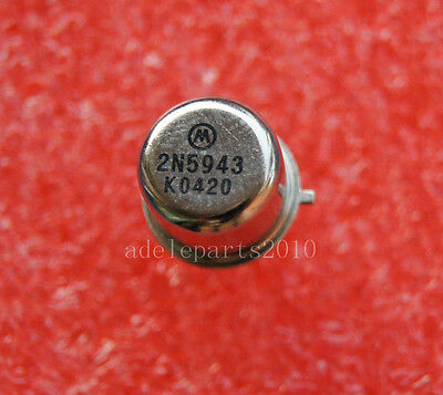 1pcs 2N5943 NPN SILICON HIGH FREQUENCY TRANSISTOR