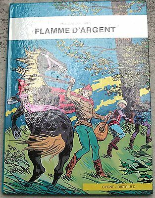 Flamme d'argent  Re 81 TBE Cuvelier Greg